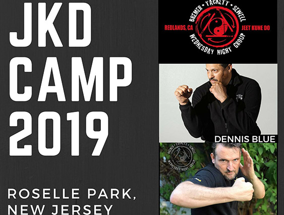 2018 WNG Jeet Kune Do Camp Series